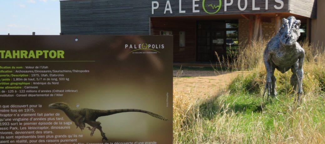 Sortie détente Charroux – Paléopolis Gannat
